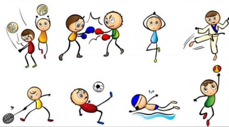 Sportdag voor kinderen met speciale uitdagingen