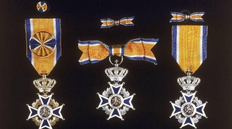 Koninklijke Onderscheiding Dhr. Pepels