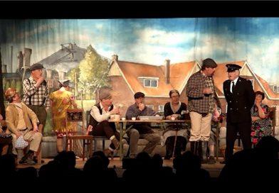 Revue Lindenheuvel bij Bie Os TV