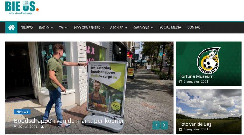 Website Bie Os verbeterd