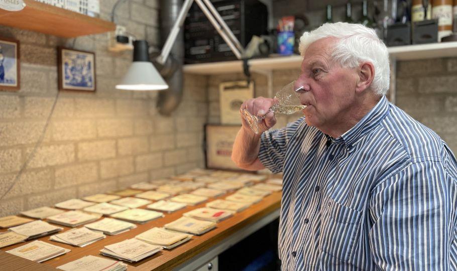 Herman de verzamelaar Foto: Paul Giezen